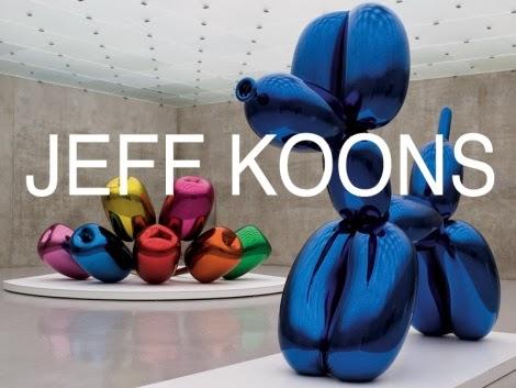Jeff Koons Balloon Animal
