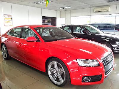 Audi A7 untuk dijual sila hubungi Rajesi Kanna 016-3053 567