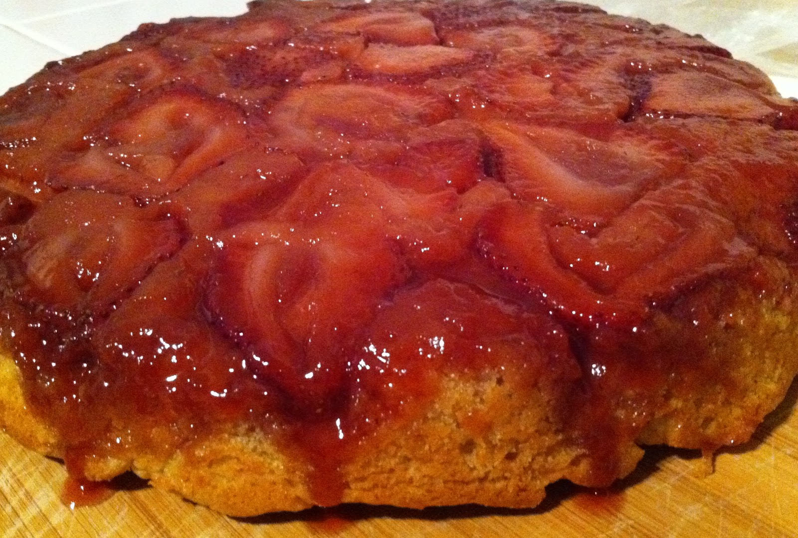 ... doughnut upside down cake strawberry upside down cake with cardamom