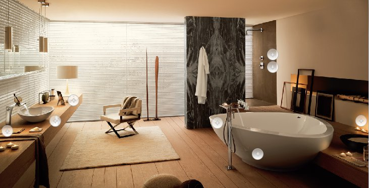 Bathroom Design Ideas | Lighting Blog, Interior Design Blog, Lighting ...