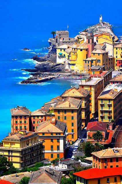 Camogli,Liguria Italy