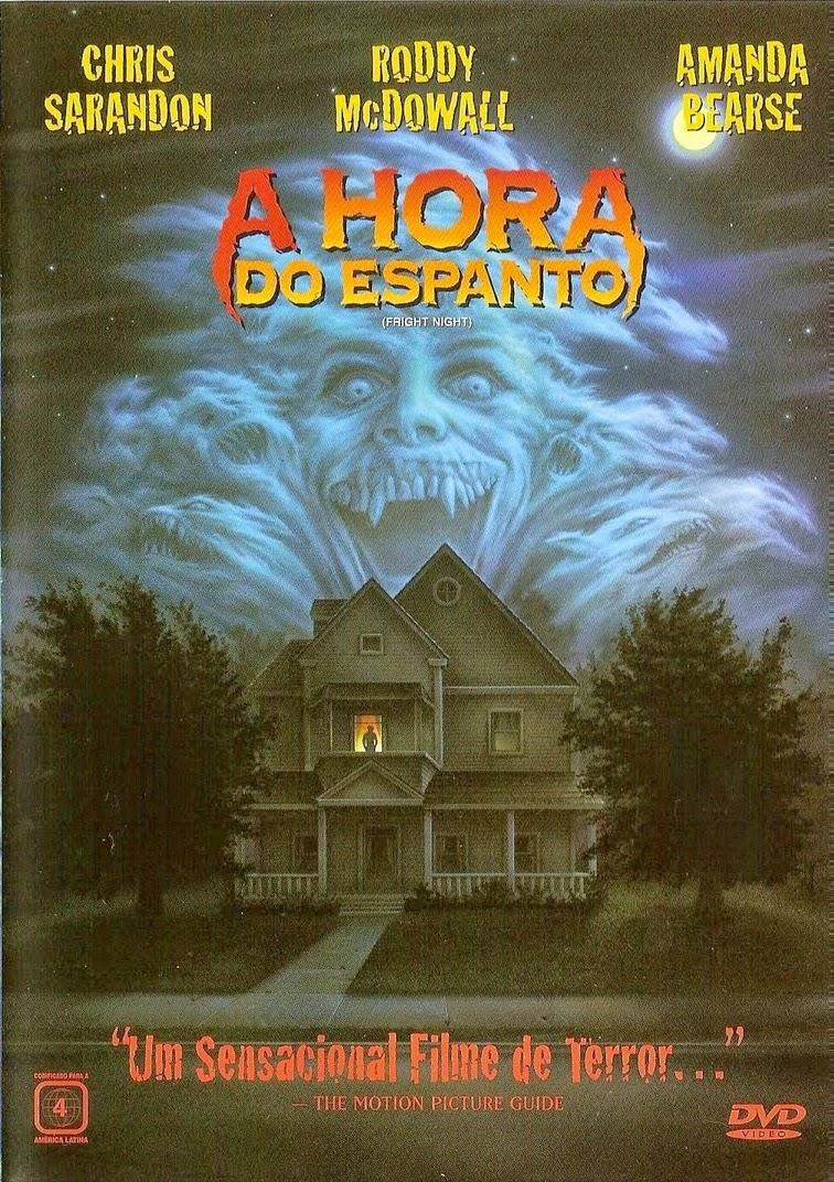 A Hora do Espanto – Dublado (1985)