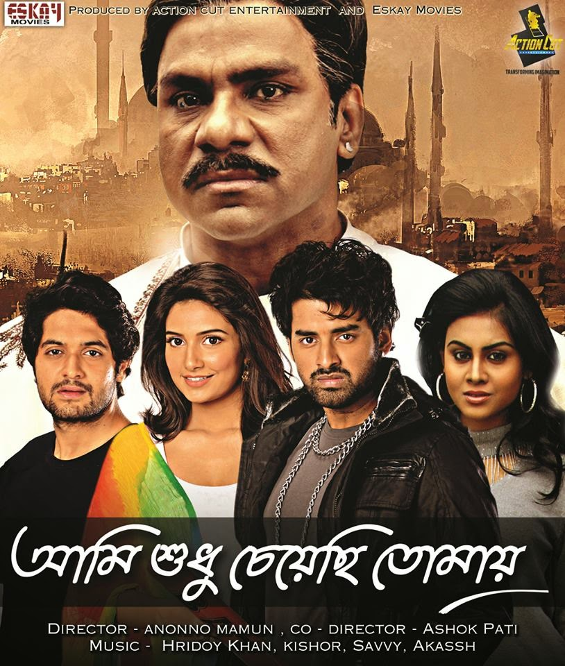 Aami Sudhu Cheyechi Tomay 2014 Bengali Full Movie
