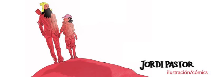 Jordi Pastor Dibujante