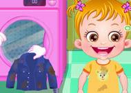 Hazel Bebek Hijyenik Bakım Oyunu