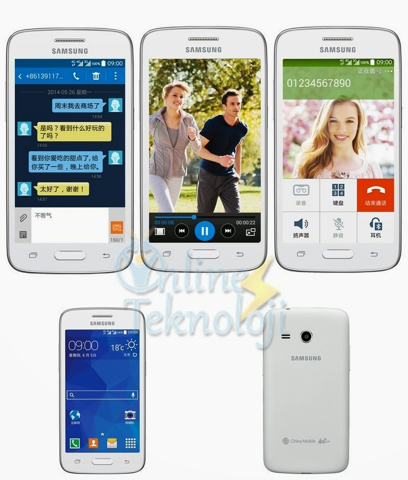 Galaxy Core Mini 4G İnceleme