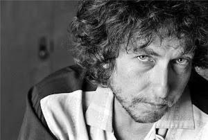 Bob Dylan Headshot