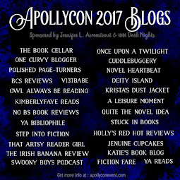 Apollycon 2017 Blogger!