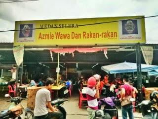 ABC Special Azmie Wawa Kg. Melayu Majidee, Johor Bahru