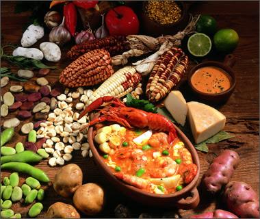 http://comidadelperuymas.blogspot.com/2013/03/historia-de-la-comida-peruana.html