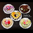 Cake miniatures fridge magnet