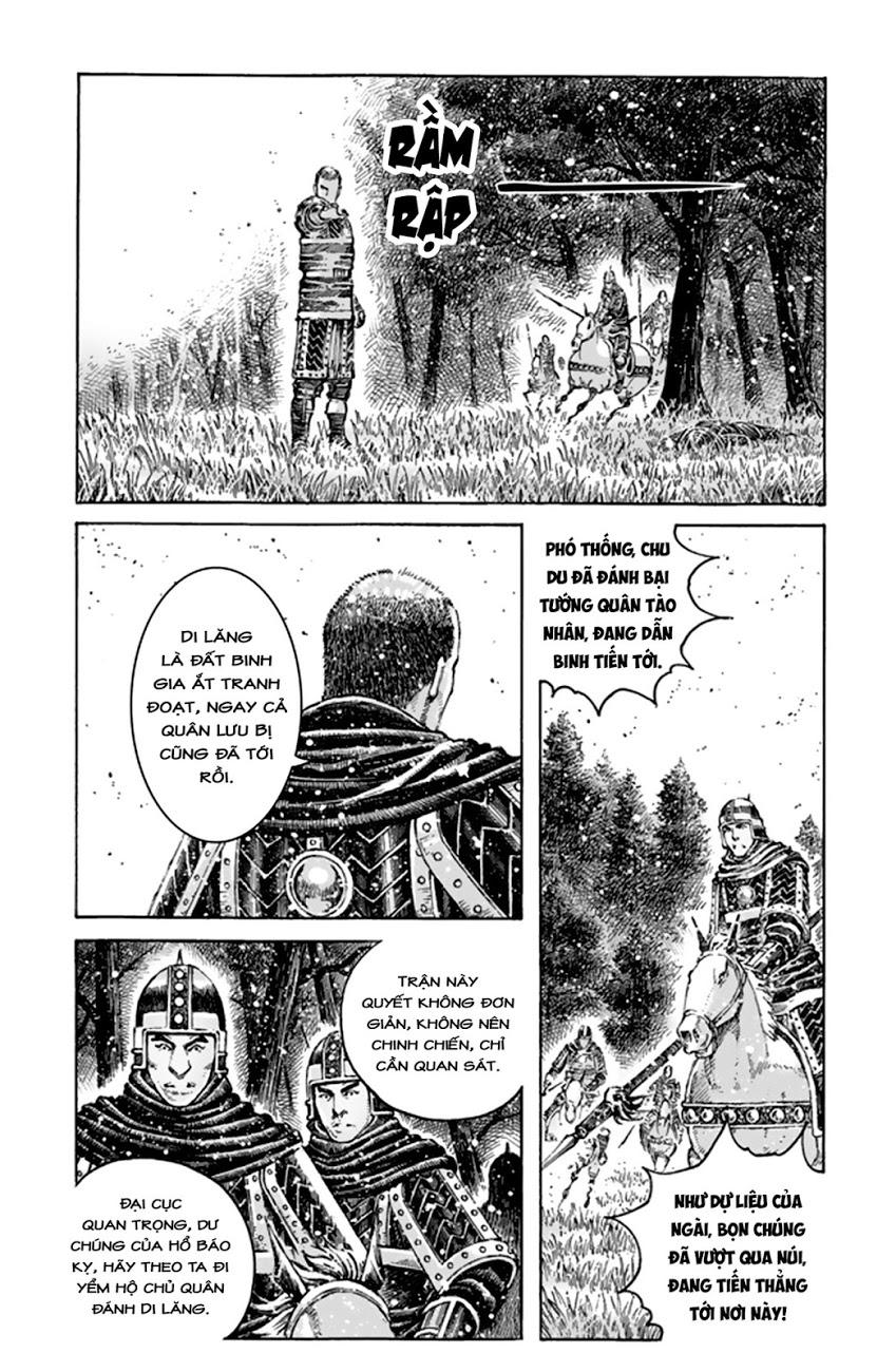 Hỏa Phụng Liêu Nguyên Chap 491 - Trang 8