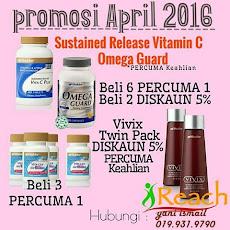 Promosi April 2016