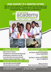 UK Skincare Academy