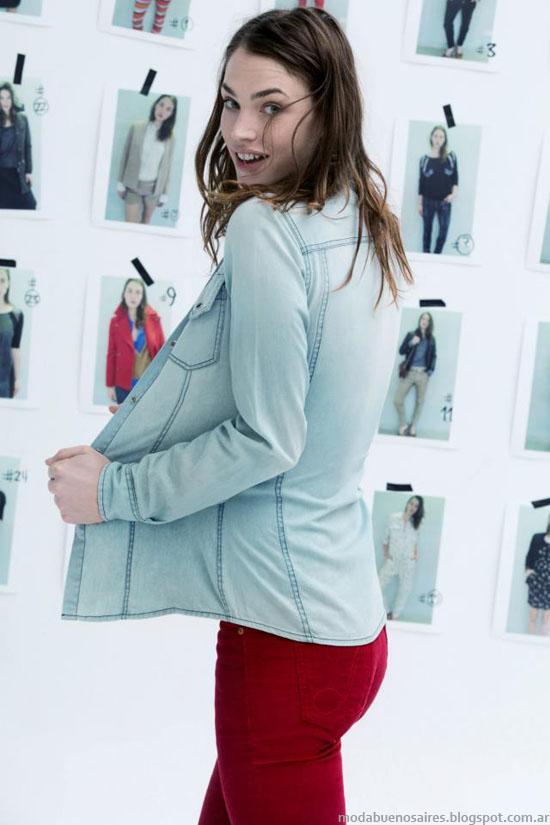 Camisas Desiderata invierno 2013