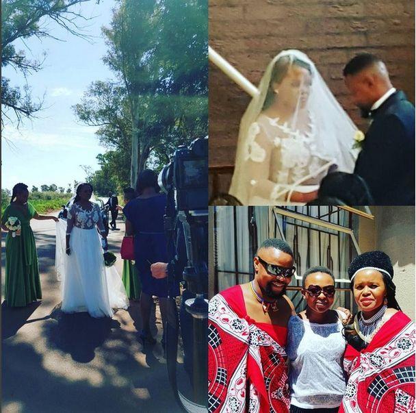 20 Photos Bubu Mazibuko White And African Traditional