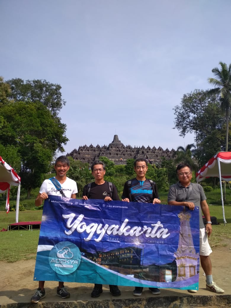 YOGYAKARTA ADVENTURE TOUR 27 - 28 APRIL 2019