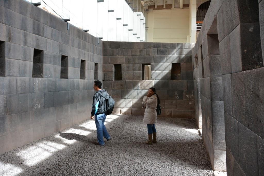 Qorinchanka Monastery Cusco Inca Temple