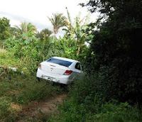 Guaraciaba do Norte: Veículo zero KM é recuperado após ter sido tomado de assalto.