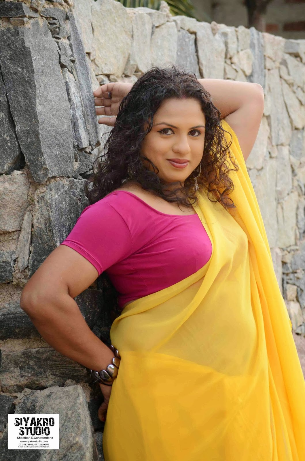 nilushi halpita hot Cinema actress