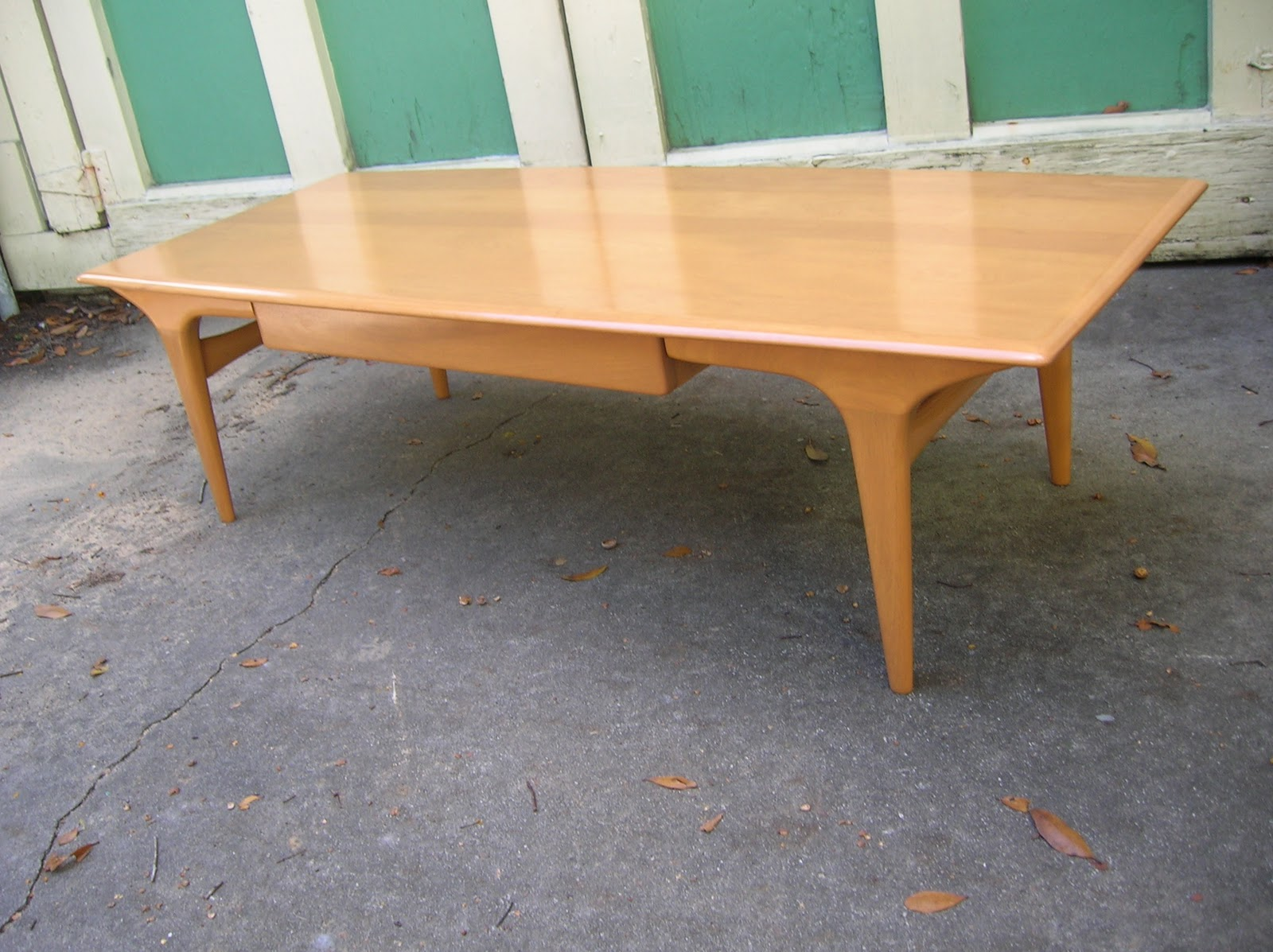 A Modern Line Heywood Wakefield refinishing and other midcentury
