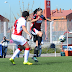 El Fundación Cajasol Sporting se estrella contra los palos