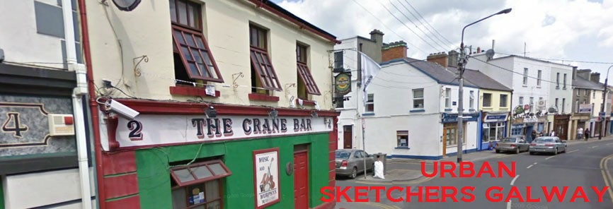 Urban Sketchers Galway