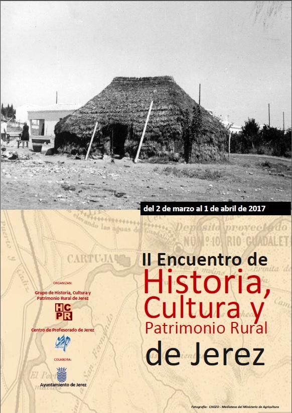 II Encuentros de Historia, Cultura y Patrimonio Rural