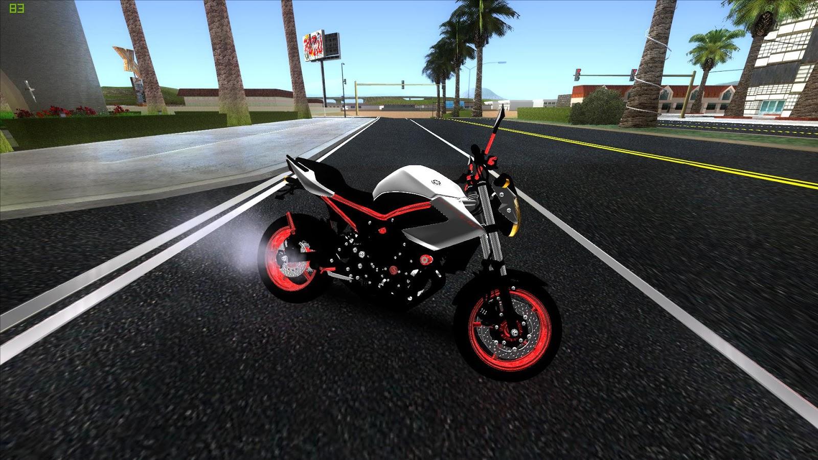 Ktm Gta Sa >> GTAMxModsSA: Yamaha XJ6 2013