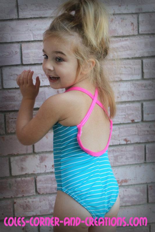 Coles Corner And Creations Kwik Sew Swimsuit