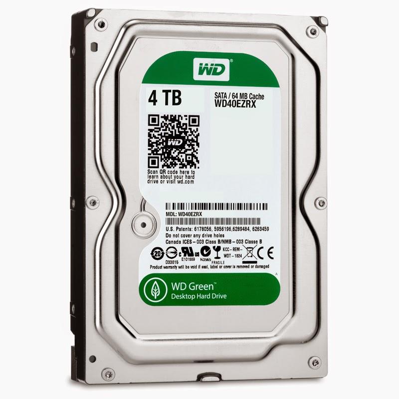 cách làm máy tính nhận được đĩa cứng dung lượng trên 4TB