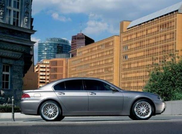 BMW 760i - Car News