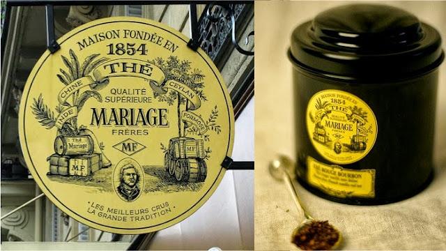 thé Paris mariage frères
