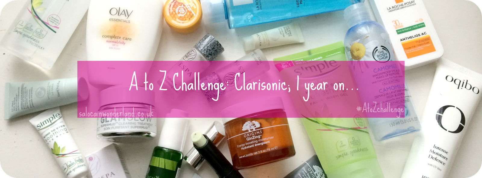 April a to z challenge