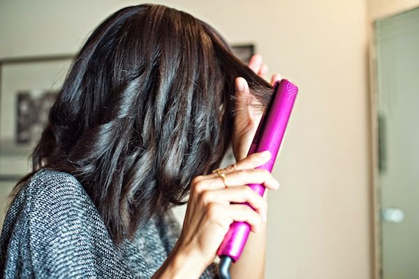 maintaining heat damaged hair