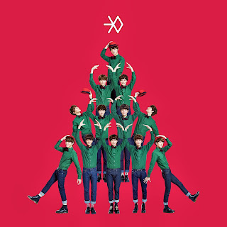 exo miracles in december cover