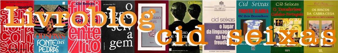 Livroblog Cid Seixas