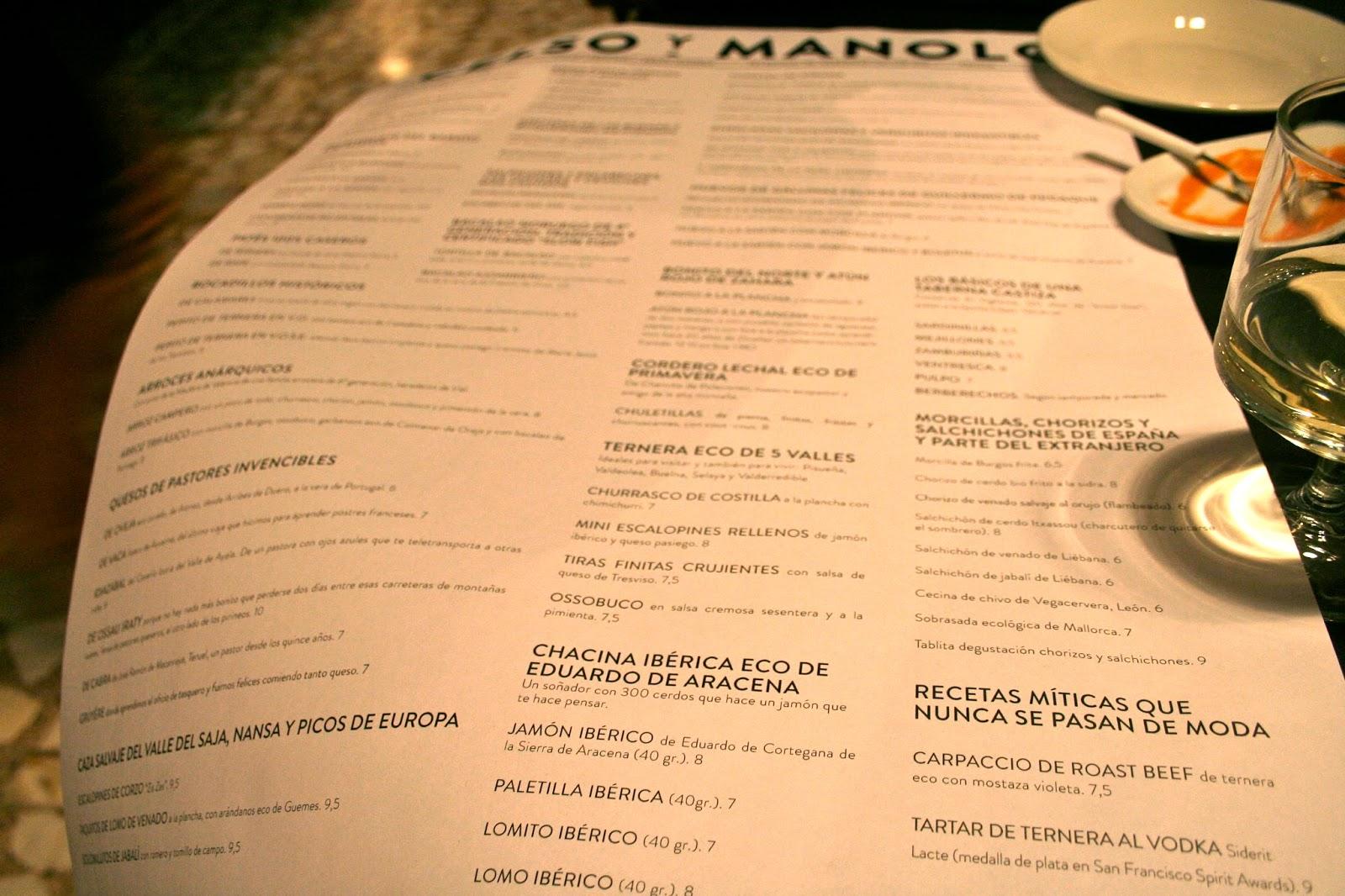 Celso y Manolo, Celso y Manolo Madrid, Chueca, estamostendenciados, Food & Café, Liberad 1, madrid, Madrid restaurante Chueca, restaurante Celso y Manolo, Taberna Carmencita, tendencia,