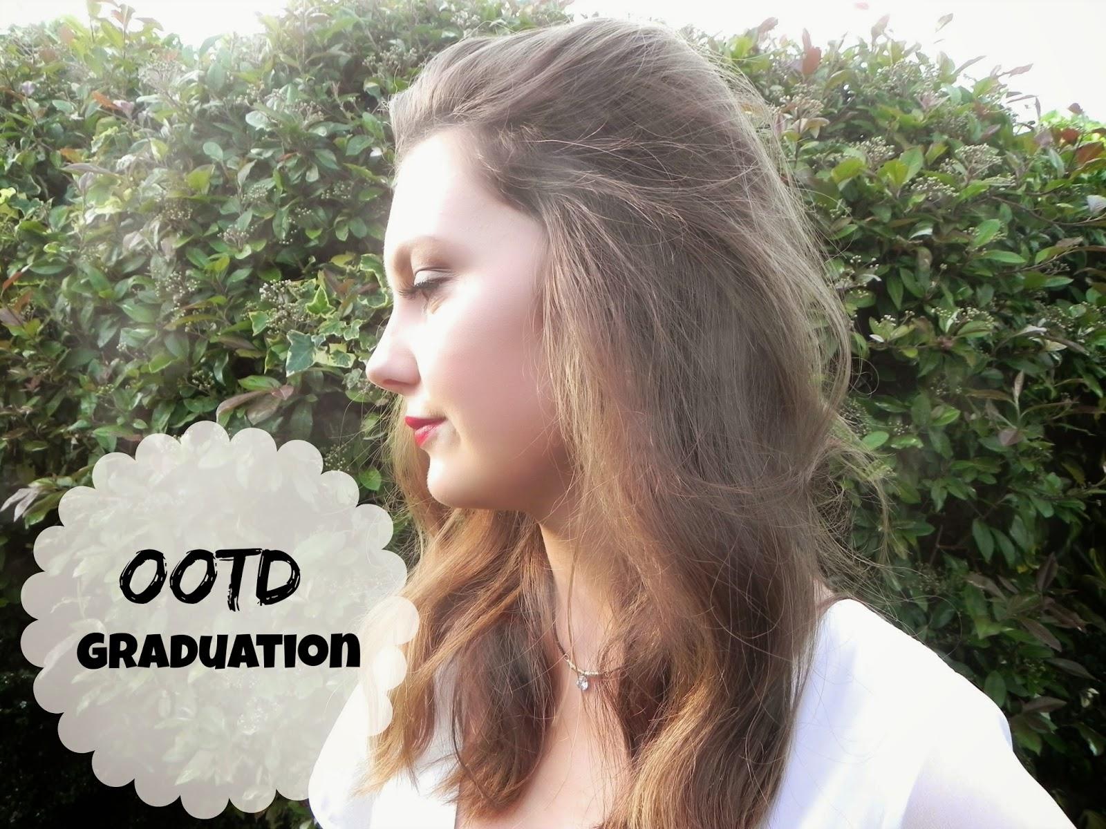 OOTD: Graduation