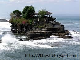 Tanah Lot a Hindu Temple in Bali Address and Location