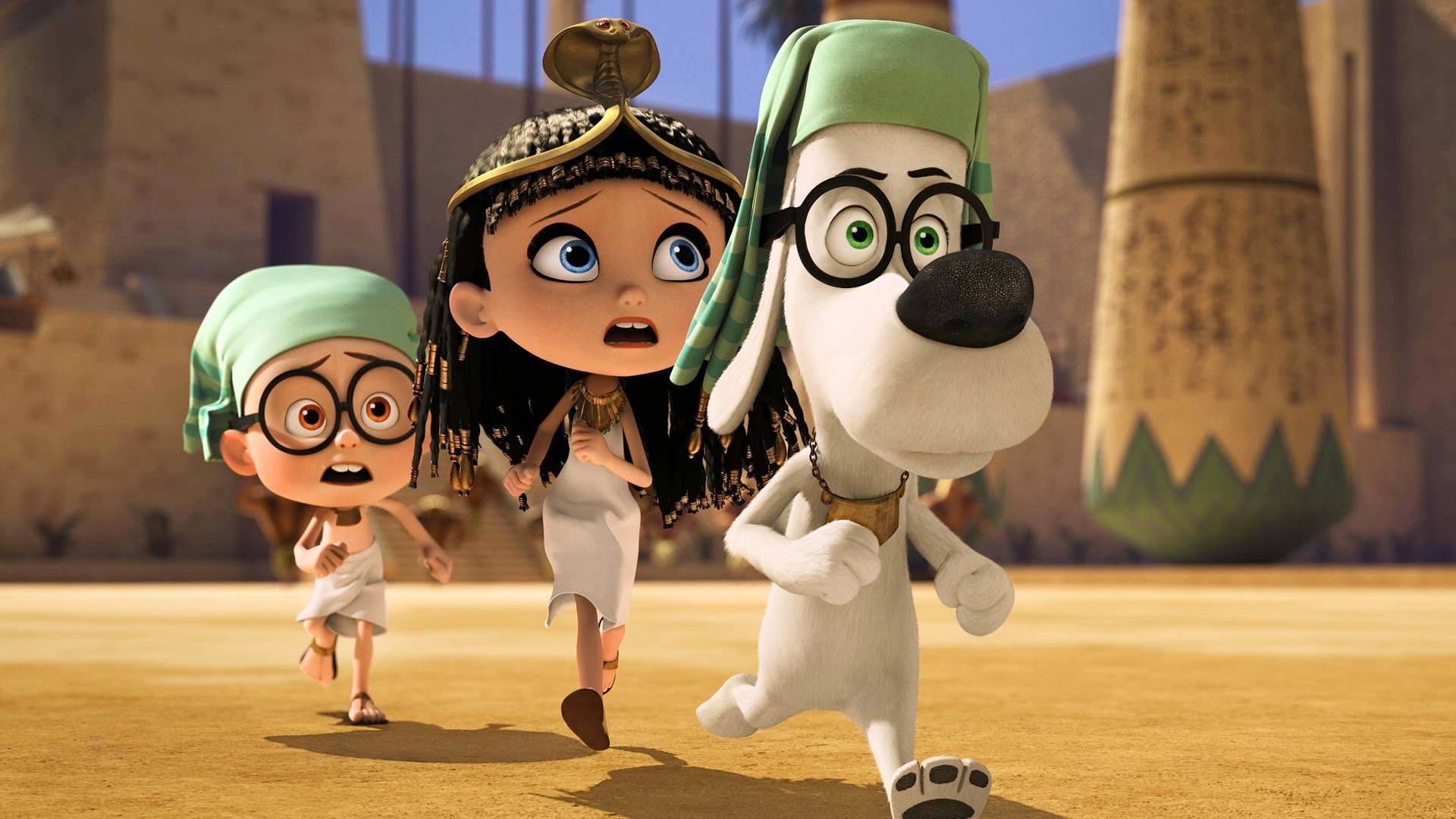 Mr Peabody & Sherman Movie 9g
