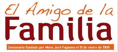 EL AMIGO DE LA FAMILIA