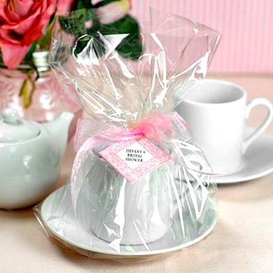 Fazer Lembrancinha para chá de bebê