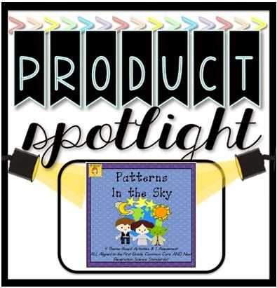 http://www.teacherspayteachers.com/Product/New-First-Grade-Theme-Patterns-in-the-Sky-1505856