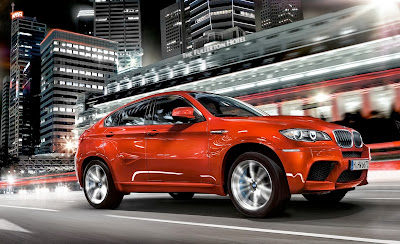 BMW X6 - The Benefits of Owning a Crossover