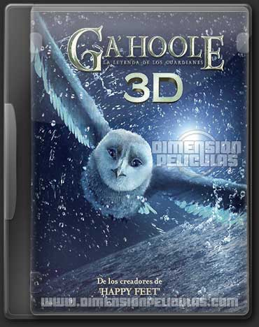 Los Guardianes de Ga'Hoole (BRRip 3D FULL HD Subtitulada)