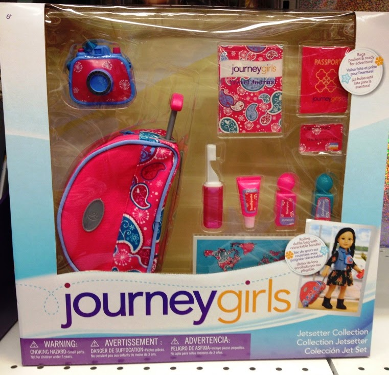 Toys R Us Journey Girls : Living a doll s life in store report journey girls