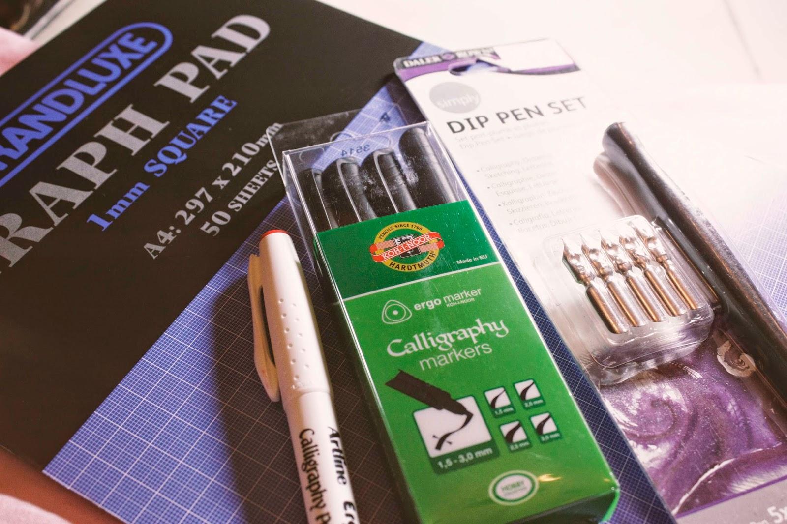 Calligraphy Materials Dubai