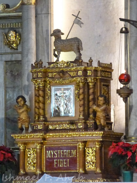 Tabernacle of Quiapo Church