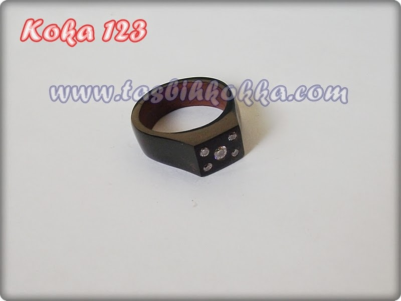 Kokka cincin 123